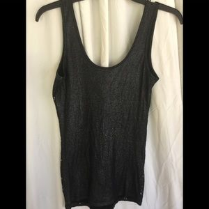 Express Tops - EXPRESS sequined tank